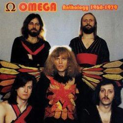 OMEGA - Anthology / színes vinyl bakelit / LP