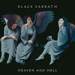 BLACK SABBATH - Heaven And Hell / vinyl bakelit / LP