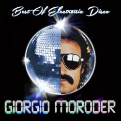 GIORGIO MORODER  - Best Of Electronic Disco / színes vinyl bakelit / LP