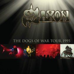SAXON - Dogs Of War Tour 1995 / vinyl bakelit / 2xLP