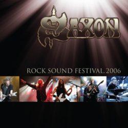 SAXON - Rock Sound Festival 2006 / vinyl bakelit / 2xLP