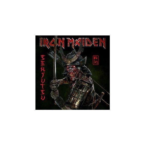 IRON MAIDEN - Senjutsu / vinyl bakelit / 3xLP