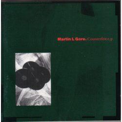 MARTIN L. GORE -   Counterfeit / vinyl bakelit / EP