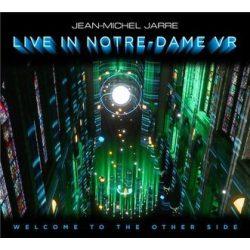 JEAN-MICHEL JARRE - Welcome To Other Side: Live In Notre Dame VR / vinyl bakelit / LP