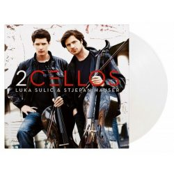 2CELLOS - 2 Cellos / limitált színes vinyl bakelit / 2xLP