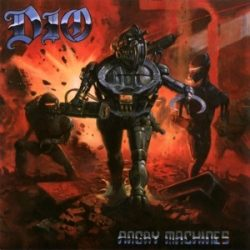 DIO - Angry Machines / vinyl bakelit / LP