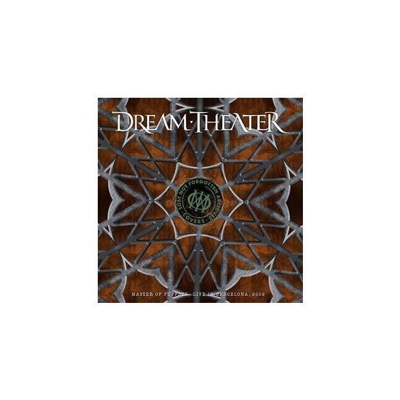 DREAM THEATER - Lost Not Forgotten Archives: Master of Puppets - Live In Barcelo/ 2lp+CD / 2xLP