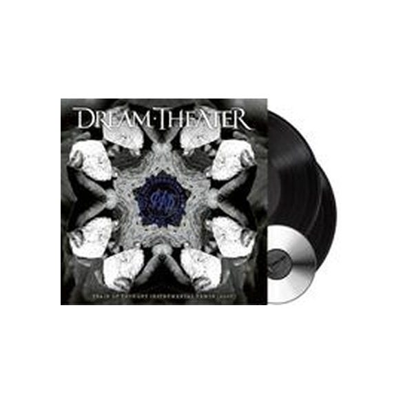 DREAM THEATER - Lost Not Forgotten Archives: Train of Thought Instrumental Demos (2003) / 2lp + cd/ LP