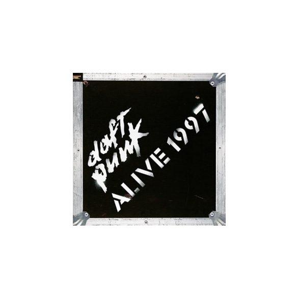 DAFT PUNK - Alive 1997 / vinyl bakelit / LP