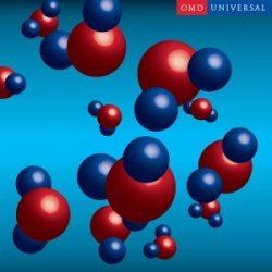 OMD - Universal / vinyl bakelit / LP