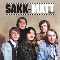 SAKK-MATT - 68-69 / vinyl bakelit / LP