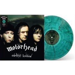 MOTORHEAD - Overnight Sensation / színes vinyl bakelit / LP