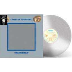 URIAH HEEP - Look At Yourself / színes vinyl bakelit / LP