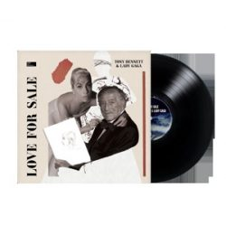 LADY GAGA-TONY BENNETT - Love For Sale / vinyl bakelit / LP