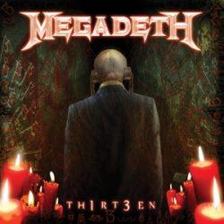 MEGADETH - Thirt3en / vinyl bakelit / 2xLP