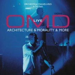 OMD - Live Architecture & Morality & More / vinyl bakelit / 2xLP