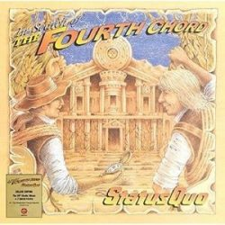STATUS QUO - In Search Of The Fourth Chord / színes vinyl bakelit / 2xLP