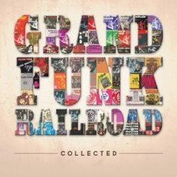 GRAND FUNK RAILROAD - Collected / vinyl bakelit / 2xLP