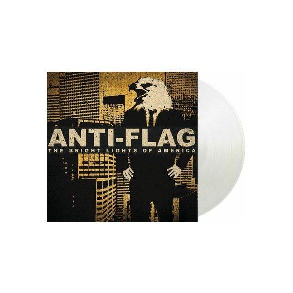 ANTI-FLAG - Bright Lights Of America / limitált színes vinyl bakelit / LP