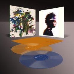 MARTIN GORE - Third Chimpanzee Remixed / orange & blue vinyl bakelit / EP