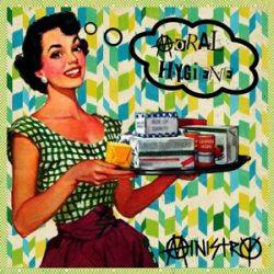 MINISTRY - Moral Hygiene / vinyl bakelit / LP