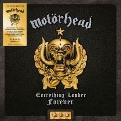 MOTORHEAD - Everything Louder Forever - The Very Best Of / vinyl bakelit box / 4xLP