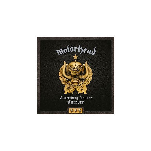 MOTORHEAD - Everything Louder Forever - The very Best Of / vinyl bakelit / 2xLP
