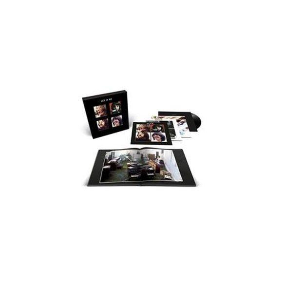 BEATLES - Let It Be / vinyl bakelit box / 5xLP