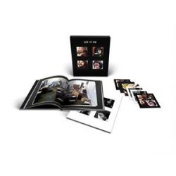 BEATLES - Let It Be / 5 cd + 1 bluray / CD BOX