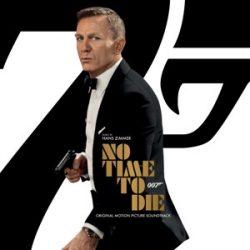 FILMZENE - 007 James Bond No Time To Die CD