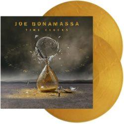 JOE BONAMASSA - Time Colocks / színes vinyl bakelit / 2xLP