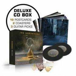 JOE BONAMASSA - Time Clocks / limitált box set / CD