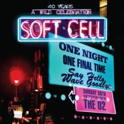 SOFT CELL - Say Hello Wave Goodbye 40 Years a Wild Celebration Live In O2 / 2cd+dvd / CD