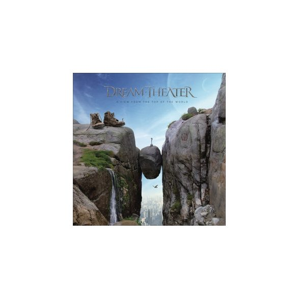 DREAM THEATER - A View From The Top Of The World / 2cd+blu-ray / CD