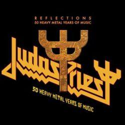 JUDAS PRIEST - Reflections - 50 Heavy Metal Years CD