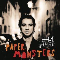 DAVE GAHAN - Paper Monsters 2021 Reissue / vinyl bakelit / LP