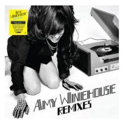 AMY WINEHOUSE - Remixes / limitált színes RSD2021 vinyl bakelit / LP
