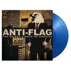ANTI-FLAG - Bright Lights Of America / limitált színes vinyl bakelit / 2xLP