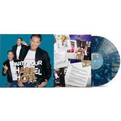 DAVID HASSELHOFF - Party Your Hasselhoff / színes vinyl bakelit / LP