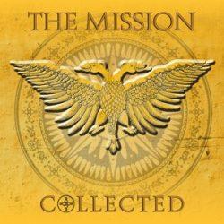 THE MISSION  - Collected / limitált vinyl bakelit / 3xLP