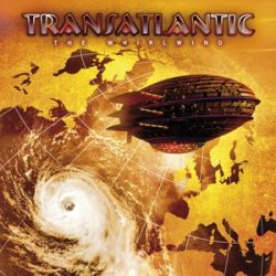 TRANSATLANTIC - The Whirlwind / vinyl bakelit / 2xLP