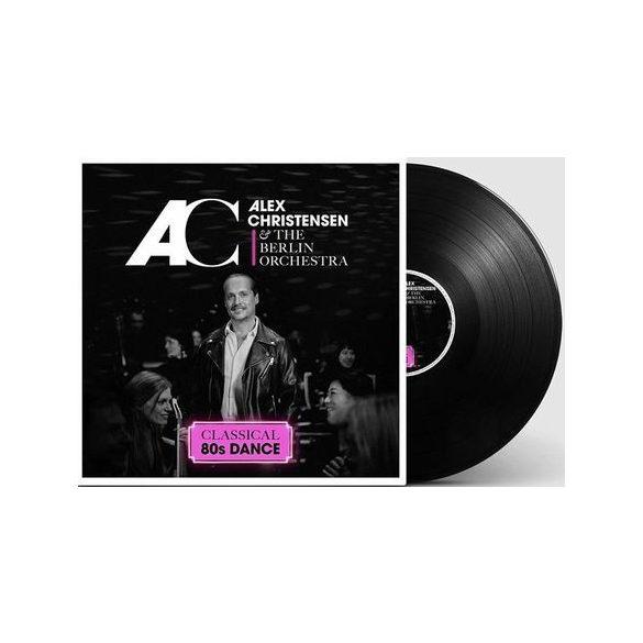 ALEX CHRISTENSEN & THE BERLIN ORCHESTRA - Classical Dance 80's / vinyl bakelit / 2xLP
