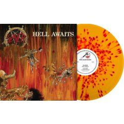 SLAYER - Hell Awaits / színes vinyl bakelit / LP