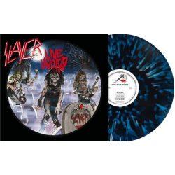SLAYER - Live Undead / színes vinyl bakelit / LP