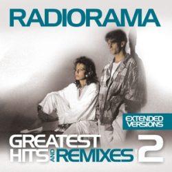 RADIORAMA - Greatest Hits & Remixes Vol. 2. / vinyl bakelit / LP