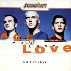 SCOOTER -  Age Of Love / vinyl bakelit / LP