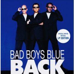 BAD BOYS BLUE - Back / limitált vinyl bakelit / LP
