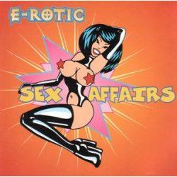 E-ROTIC - Sex Affairs / limitált vinyl bakelit / LP