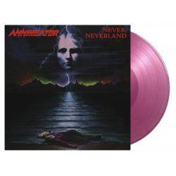ANNIHILATOR -  Never, Neverland / limitált színes vinyl bakelit / LP