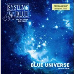 SYSTEMS IN BLUE - Blue Universe / vinyl bakelit / LP